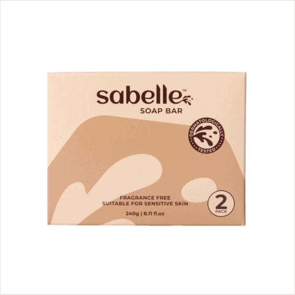 Sabelle Soap - 2 pack